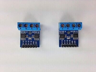 2x L9110s H-bridge Dual Stepper Motor Driver Control Module Arduino Usa