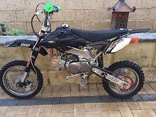 Pit bike terra Moto 125f Mindarie Wanneroo Area Preview
