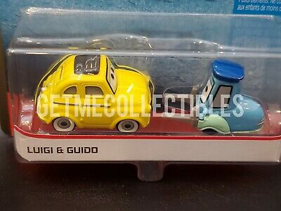 DISNEY PIXAR CARS LUIGI AND GUIDO RADIATOR SPRINGS 2020 SAVE 6% GMC