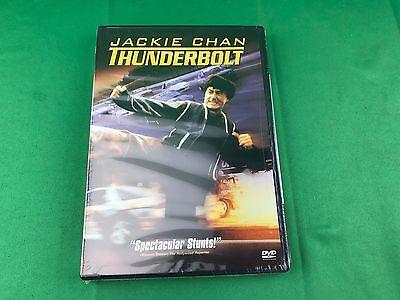 Thunderbolt Jackie Chan   Dvd   Brand New