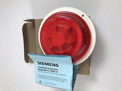 Siemens Hfp-11 Fireprint Detector Fire Alarm 500-033290 Addressable Smk