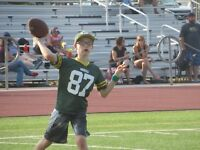 Under the lights Kingston: Youth Flag Football