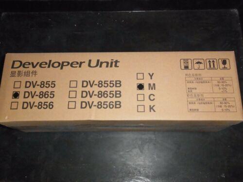 NEW/Genuine Kyocera DV-865M DV-865 Magenta DV865M 302JZ93229 250ci 300ci