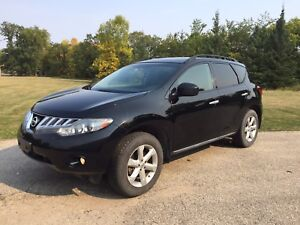 2010 Nissan Murano- Safetied!
