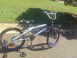 Repco BMX bike with 20 inch wheels. Rangeville Toowoomba City Preview
