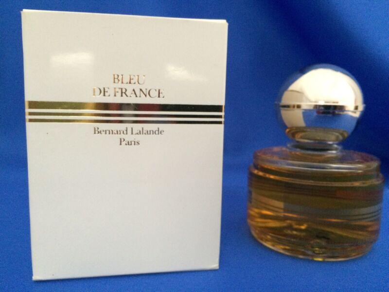 Bleu De France EAU De Toilette 2 Oz Bernard LaLande Paris Box