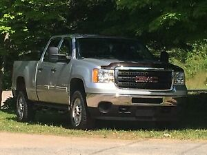Looking for parts  2012 GMC Sierra 2500hd 6.0
