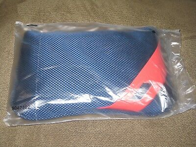 New Air France Premium Economy Amenity Blue Bag Toiletry Cosmetic Travel Pouch