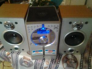 Mini chaîne stereo