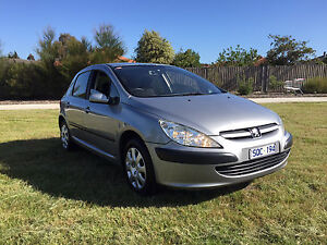 Peugeot 307 turbo diesel 2004 Roxburgh Park Hume Area Preview