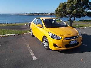 2015 Hyundai Accent Sedan Devonport Devonport Area Preview