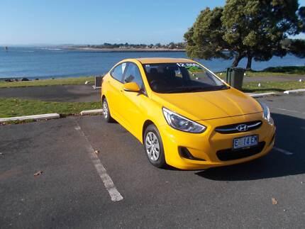 2015 Hyundai Accent Sedan Devonport Devonport Area Preview