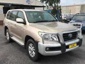2008 Toyota LandCruiser SUV Winnellie Darwin City Preview
