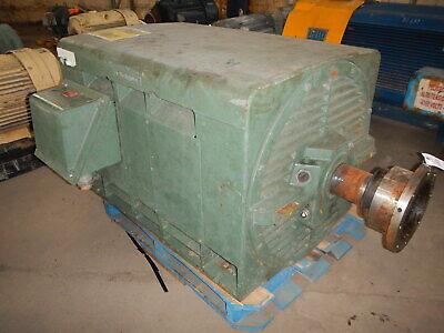 500 Hp Westinghouse Ac Electric Motor 720 Rpm Fr 6808l Dpsb 2300 V Eok