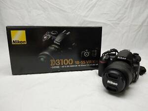 Nikon D3100 Camera With 18-55mm Lens -109259 Aspley Brisbane North East Preview