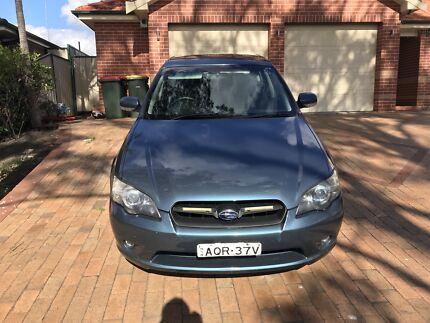2004 Subaru Liberty 2.5L for Sale