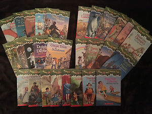 MAGIC TREE HOUSE PAPERBACKS INDIVIDUALLY PRICED Mount Hawthorn Vincent Area Preview