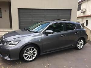 2012 Lexus CT 200h. Hybrid Hatchback Padstow Heights Bankstown Area Preview