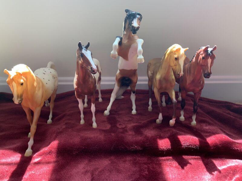 Breyer horse classic lot