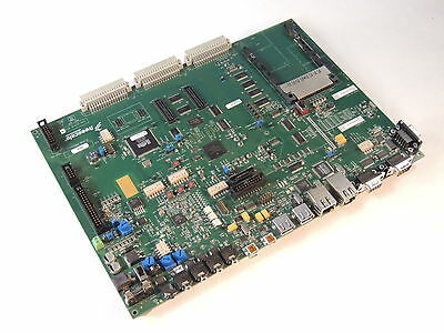 Freescale Arm Evaluation Development Board Cpimx27v0od4im49s 700 21470 Rev 2.6
