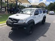 Toyota hilux turbo diesel.  Morningside Brisbane South East Preview