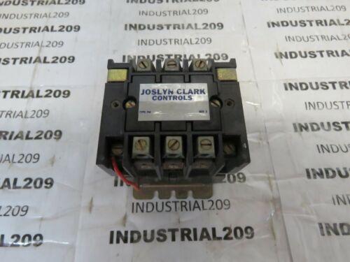 JOSLYN CLARK CONTACTOR T77U032 SIZE 2 NEW