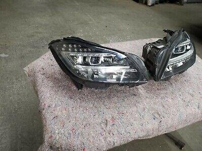 Mercedes W218 CLS SCHEINWERFER -LED UMBAU LINKSVERKEHR auf RECHTSVERKEHR-EU