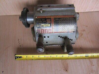 South Bend 9 Model A Or 10k Light 10 Lathe Quick Change Gear Box Qcgb Gears
