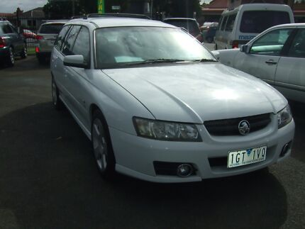 2006 Holden Commodore Wagon SVZ Frankston Frankston Area Preview