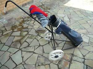 Cougar Golf Clubs - good condition