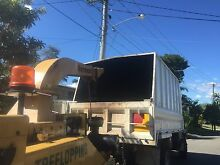 Truck and Chipper for SALE Brisbane City Brisbane North West Preview