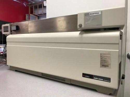 AB SCIEX API 3000 LC/MS/MS Triple Quad Mass Spectrometer FREE SHIPPING