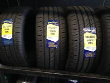 BRAND NEW TYRES FROM $49 INCLUDING FITTED AND BALANCED Blacktown Blacktown Area Preview