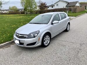 2008 Saturn Astra XE  1.8 L  4 Cylinders Safetied