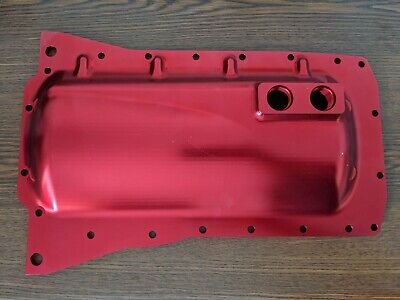 Integrated Engineering Dry Sump Oil Pan For 1.8T 20V 06A  Dry Sump Oil Pan