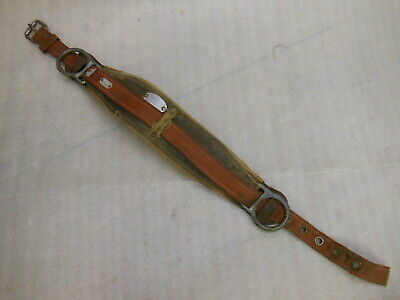 Klein Tools Inc. Linemans Pole Climbing Leather Belt - Size M