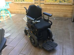"New 2018 Quantum ""4 Front""  Electric Wheelchair (2 year Warr.)"