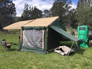 2010 All Terrain Full Off Road Camper Trailer - Stock Clearance West Gosford Gosford Area Preview