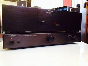 Vintage amps - Sansui, Luxman, Quad, more... Phillip Woden Valley Preview