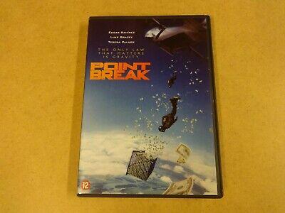 DVD / POINT BREAK ( EDGAR RAMIREZ, LUKE BRACEY, TERESA PALMER )