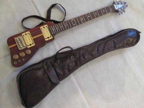 Kay K.45 rifle guitar - 1981 - with original softbag.