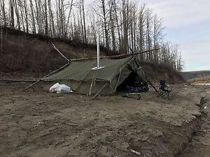 16x16 hunting tent