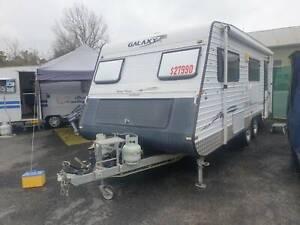 2009 Galaxy Grand Tourer 20ft Caravan Yass Yass Valley Preview