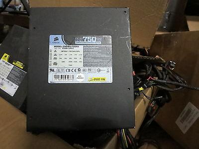 Corsair HX750W CMPSU-750HX 750W ATX Power Supply