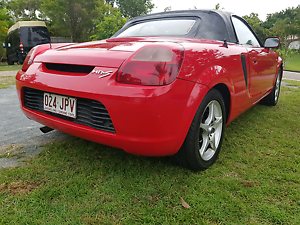 Toyota mr2 spider Oxenford Gold Coast North Preview