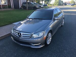 Mercedes 4 Matic C-250, Low Mileage! Inspected