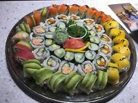Sushi restaurant looking for a part-time cashier !
