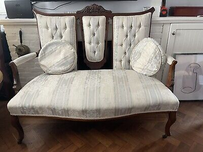 BEAUTIFUL FRENCH STYLE 2 SEATER SOFA