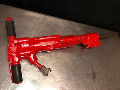 Ingersoll Rand Chicago Pneumatic Pneumatic Jack Hammer. Weight69 Lbs With Bit