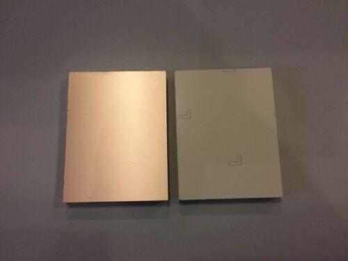 "18 pcs. 4"" x 6"" CEM-1, .060. 2 oz. Single Sided. Copper Clad Laminate Board PCB"
